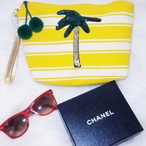 Handbags - ❤ 4 for $25 ❤ #1037 Palm Tree Handbag Clutch Bag